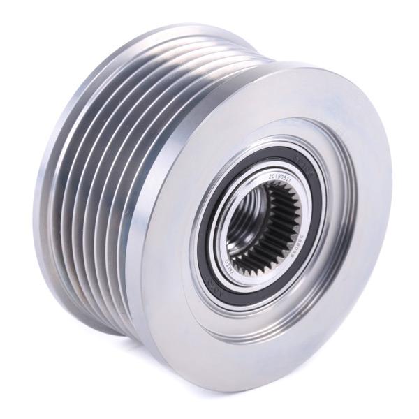 AS-PL Laturin Vapaakytkin Brand new AS-PL Alternator freewheel pulley AFP0002 Laturin Hihnapyörä,Vapaakytkin