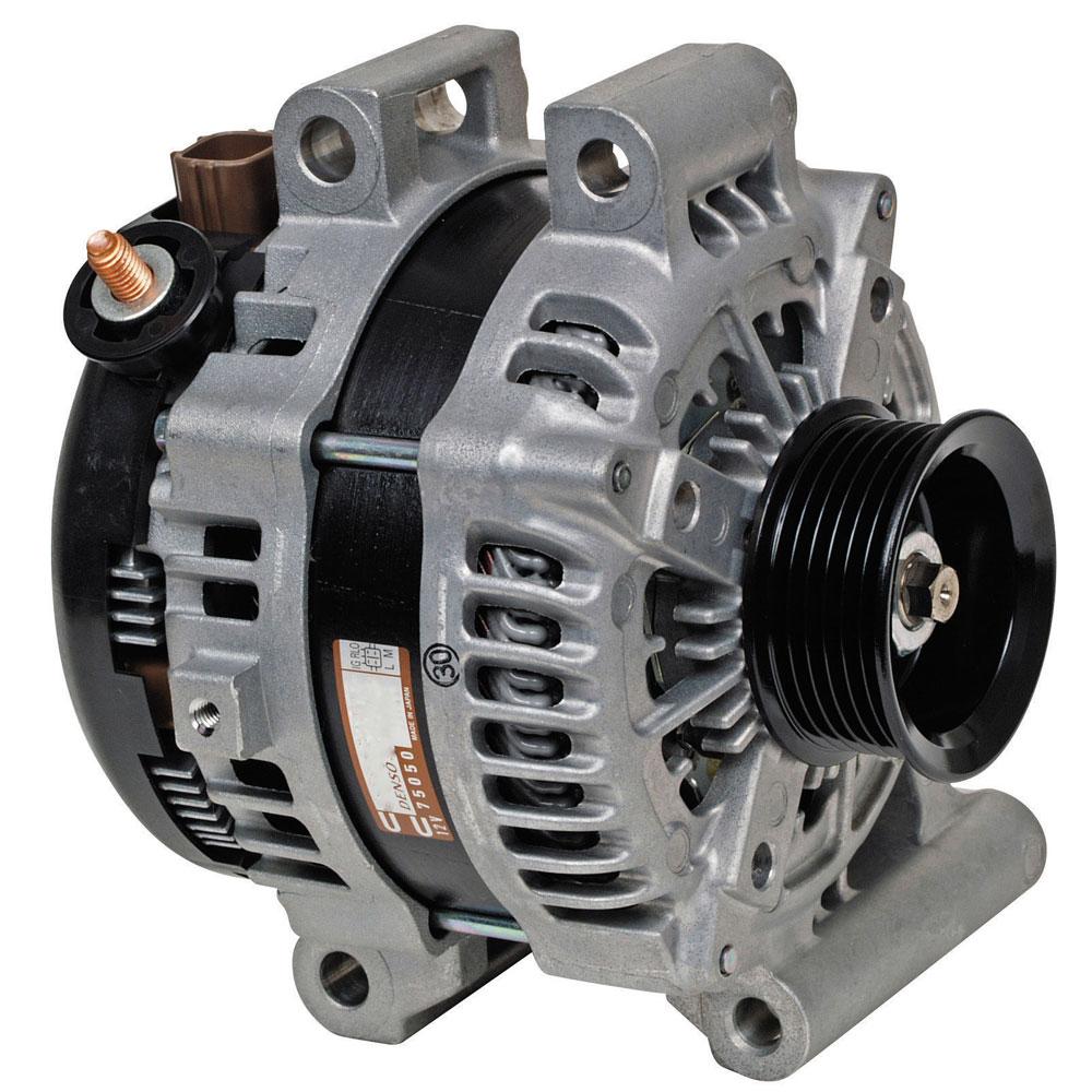 AS-PL Laturi Brand new AS-PL Starter motor armature A6202 Generaattori TOYOTA,YARIS SCP1_, NLP1_, NCP1_