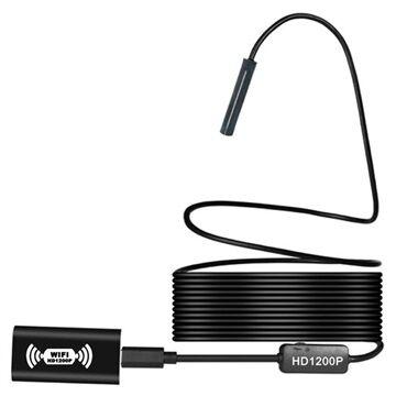 MTP Products Langaton Endoskooppi WiFi-lhettimell YPC110B - 5m