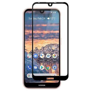 MTP Products 9D Koko Nytn Peittv Nokia 3.2 Panssarilasi - 9H - Musta