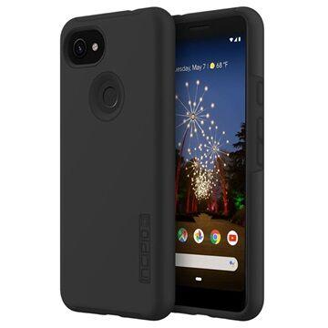 Incipio DualPro Google Pixel 3a XL -Hybridikotelo - Musta