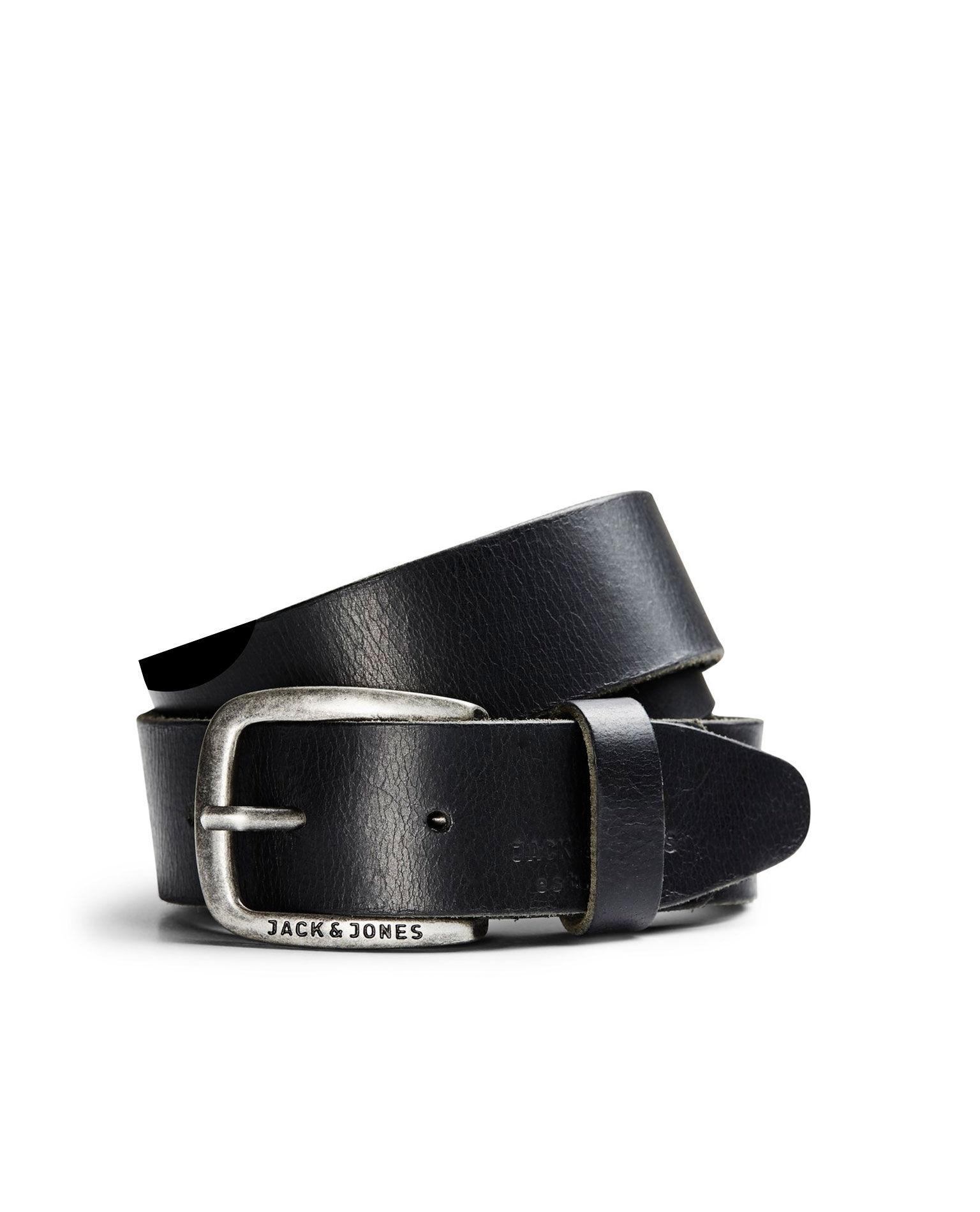 Paul Leather Belt Black Jack & Jones