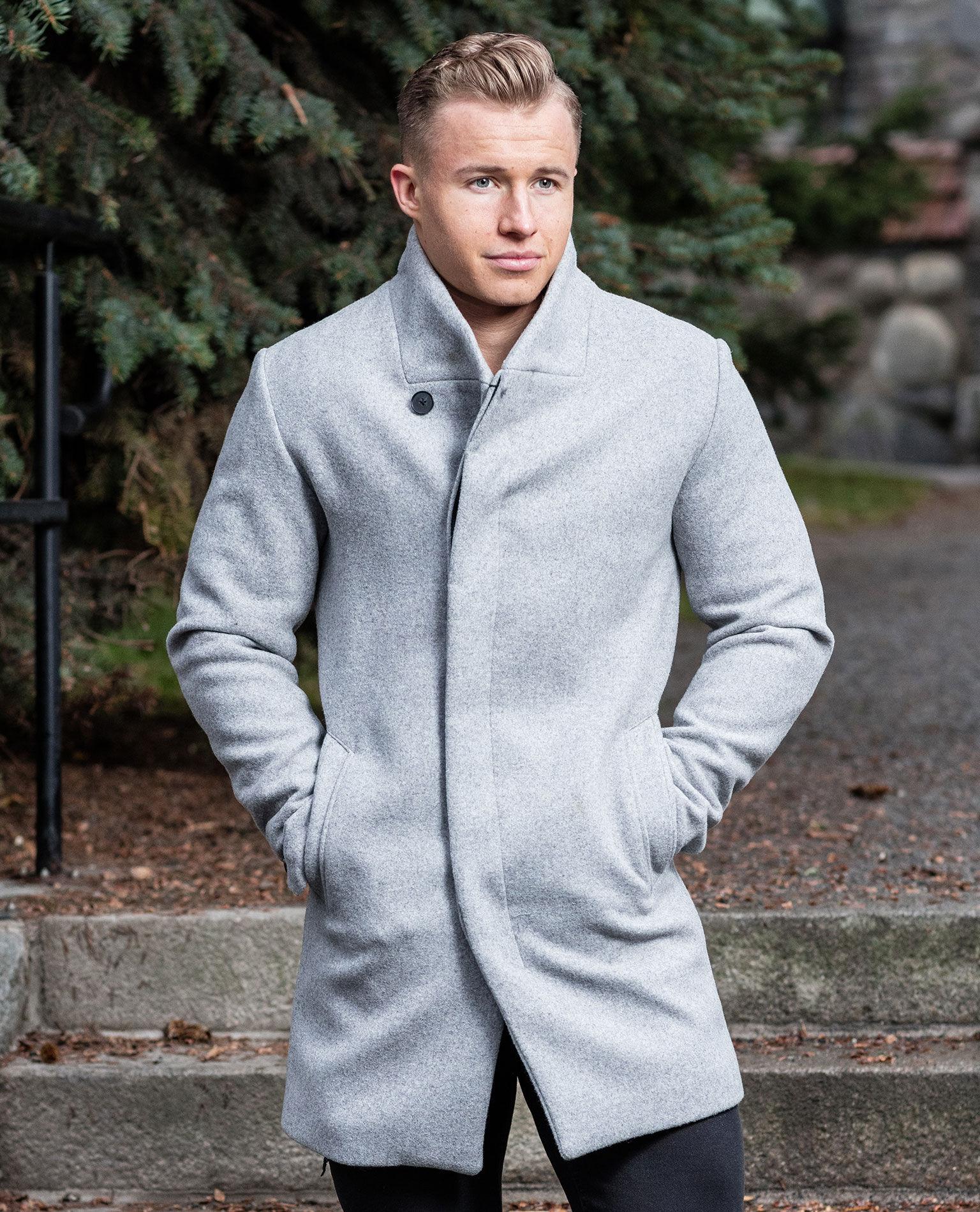Collum Wool Coat Jack & Jones