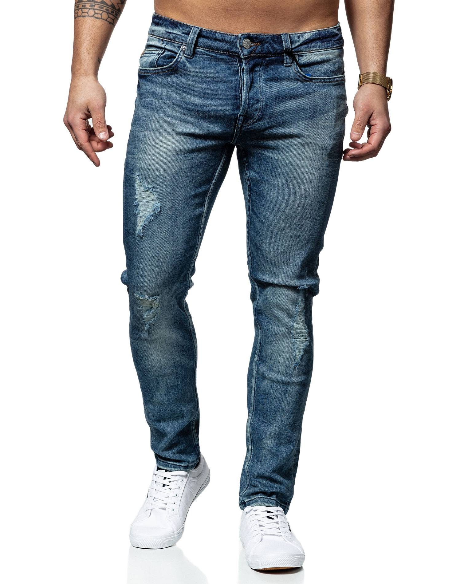 Loom Blue Washed L34 Only & Sons