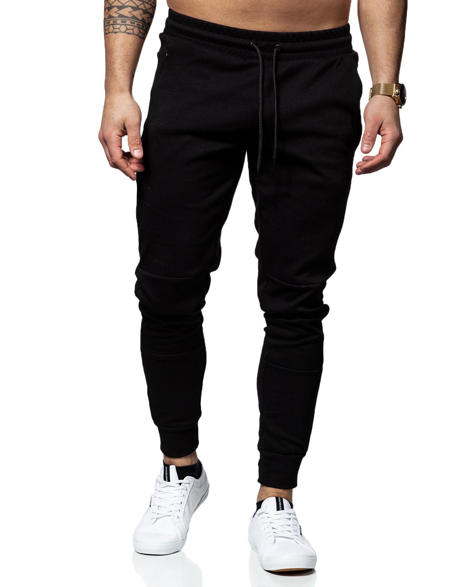 Will Black Sweat Pants Jack & Jones