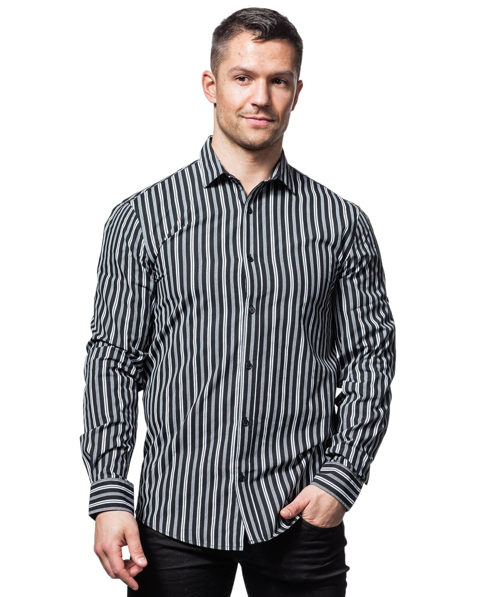 Cannes Stripe Shirt Only & Sons