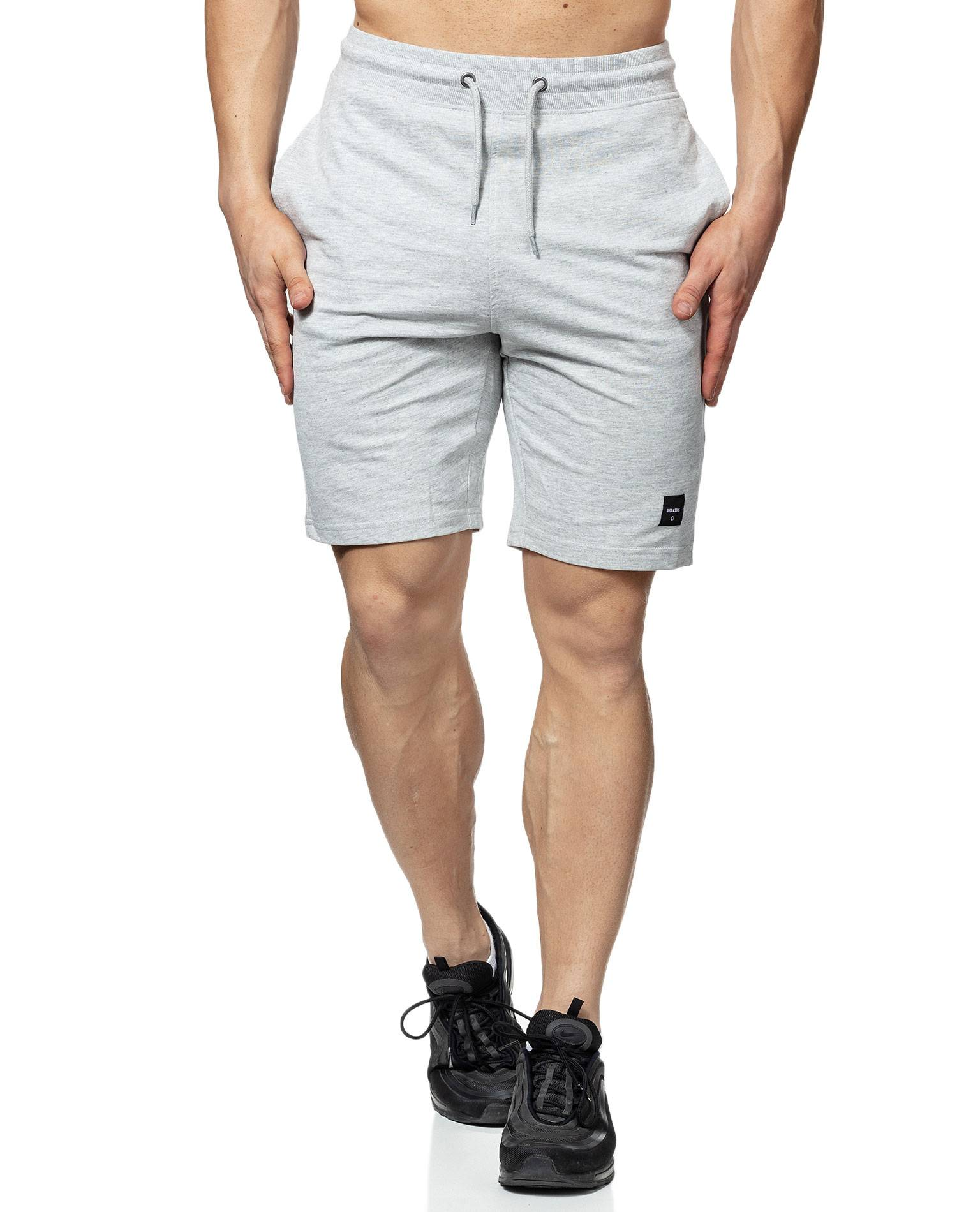 Neil Sweat Shorts Gray Only & Sons