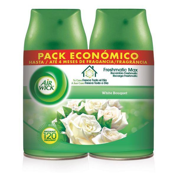 Air Wick  Air Wick FreshMatic Duplo White Bouquet air freshener 2 x 250 ml refill