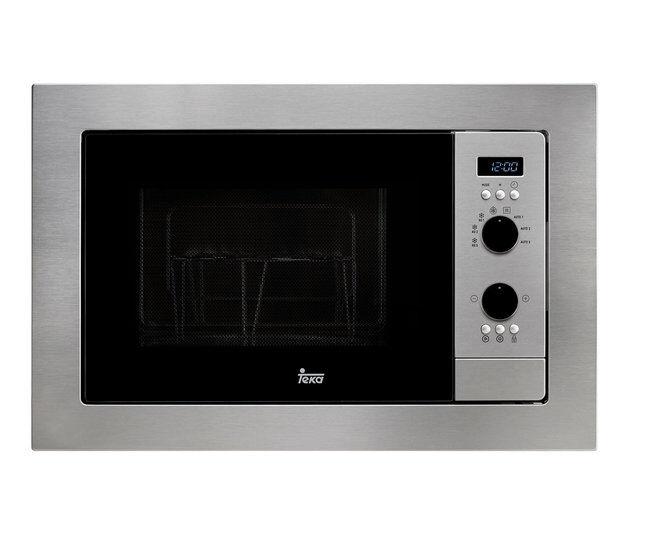 Teka Microwave Teka MS620BIH 20 L 700W Black Stainless steel