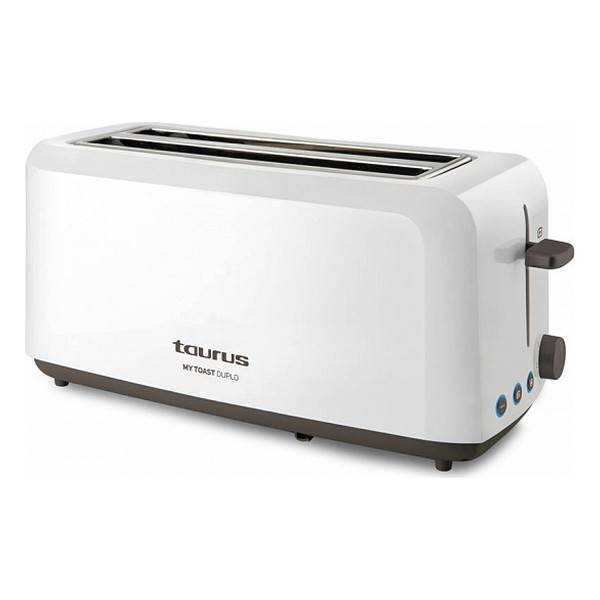 Taurus Toaster Taurus My Toast Duplo 1450W White