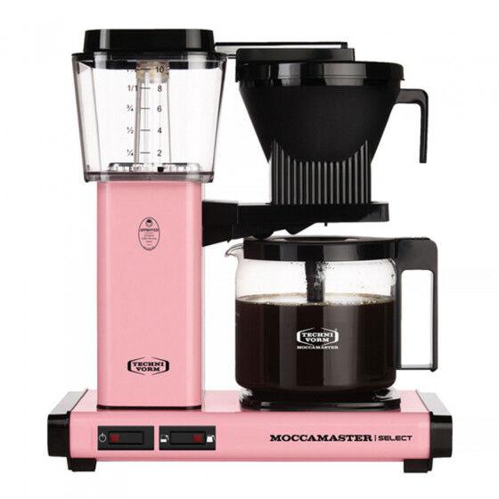 "Kahvinkeitin Moccamaster ""KBG 741 Select Pink"""