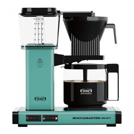 """Kahvinkeitin Moccamaster """"KBG 741 Select Turquoise"""""""