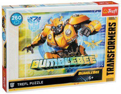 Transformers Bumblebee palapeli, 260 kpl