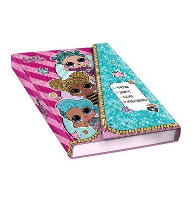 L.O.L. Surprise! LOL. Yllätys! päiväkirja Notebook