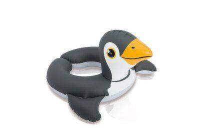 Intex Penguin puhallettava rengas Simring