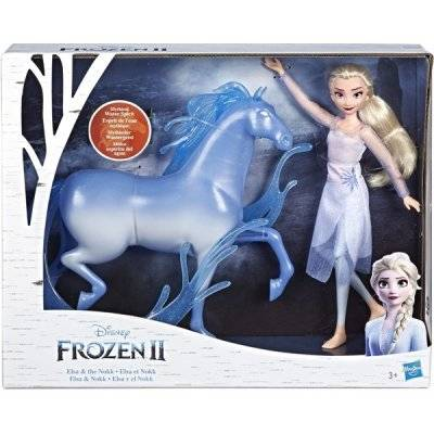 Disney Frost 2, Elsa ja Nokk, nukke setti