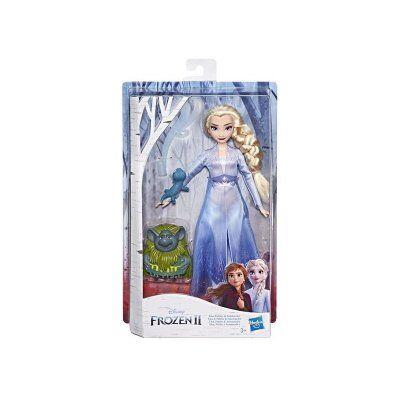 Disney Frost 2, Elsa Pabbie & Salamander nukke varusteineen