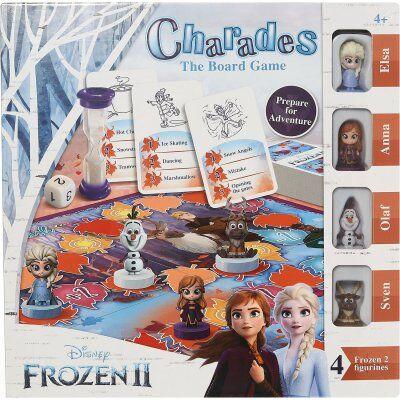 Disney Frozen 2 Charader Lautapelit