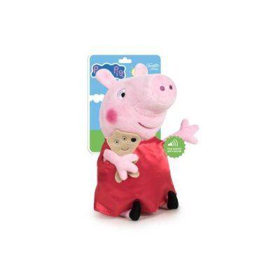 Peppa Pig Pipsa Possu George äänellä