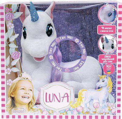 Tildas Unicorn Luna tarinankertoja interaktiivinen