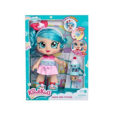 Proxy Shopkins Kindi Lapset interaktiivinen nukke Jessicake