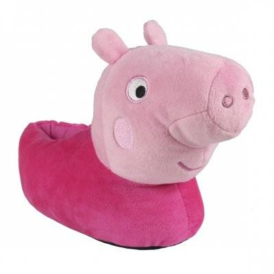 Peppa Pig Greta Gris 3D Tossut (27/28)