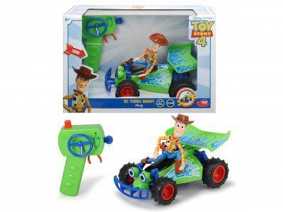Toy Story Lelu Story 4 R / C Buggy Woody