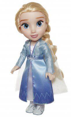 Disney Frozen 2 Queen Elsa Nukke