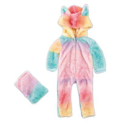 Amo Toys Bfriends Rainbow Body nukenvaatteet
