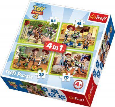 Tildas Toy Story palapeli 4, 4 in 1