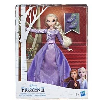 Disney Frost 2, lohduttaja Delle Elsa nukke