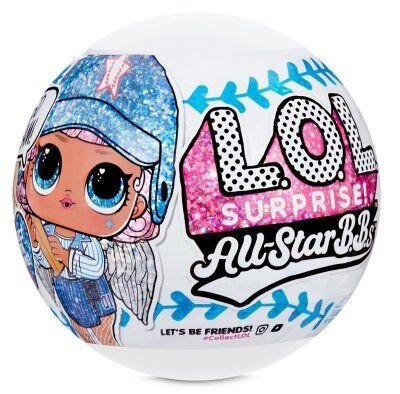 L.O.L. Surprise! All-Star B.B Serie 1 nukke