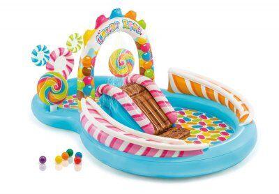 Intex lastenallas Candy Theme