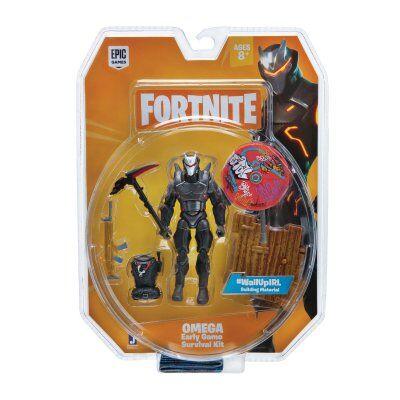 Fortnite Omega-nukke aikaisin pelin henkiinjäämispakkaus