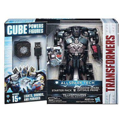 Transformers Optimus Prime Shadow Spark Allspark tech