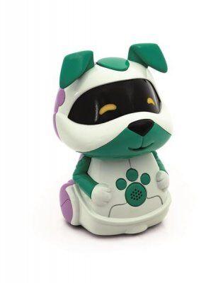 Clementoni Pet Dog Bits Interactive Robot