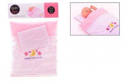 Johntoy Huopa ja tyyny nukke / täytetyt lelut