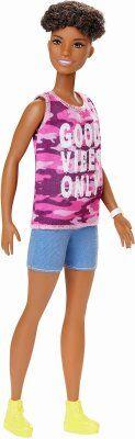Barbie Fashionistas nukke 128