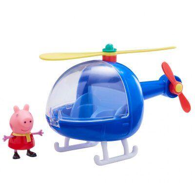 Peppa Pig Greta Gris Helikopter