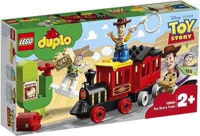 Lego Duplo Toy Story 4 train