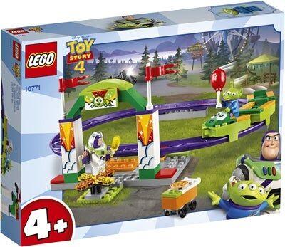 Lego Toy Story 4 Thrilling vuoristoradan