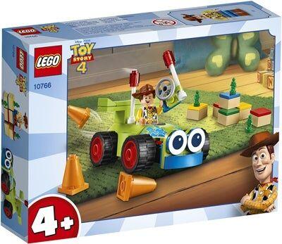 Lego Toy Story Woody 4 ja RC