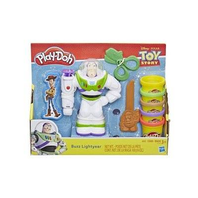 Toy Story Muovailuvaha Toy Story Buzz Lightyear