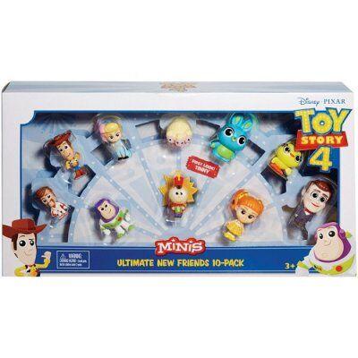 Toysone Toy Story 4 Mini Woody ja ystävien