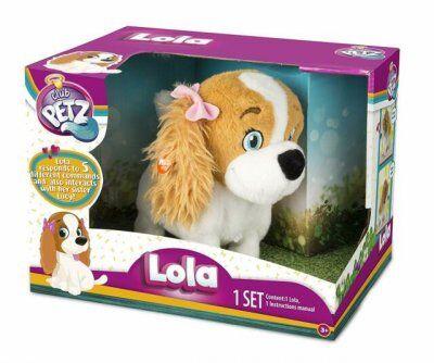 Tildas Lola interaktiivinen koira