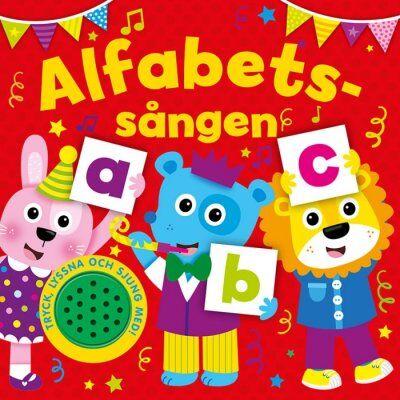 Teddykompaniet Alphabet Song, kirja ääni