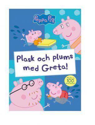 Peppa Pig Aktiviteetti Kirja, Greta Gris
