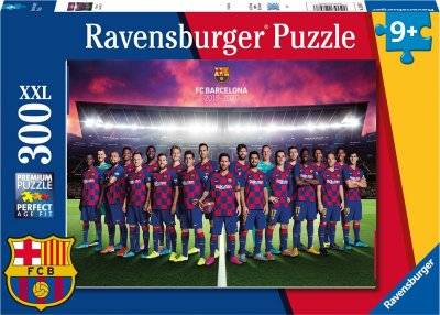 Brio Ravensburger XXL Pussel FC Barcelona 300 Bitar
