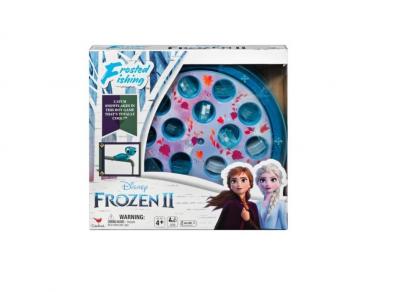 Disney Frozen 2, kalastus peli lumihiutaleet