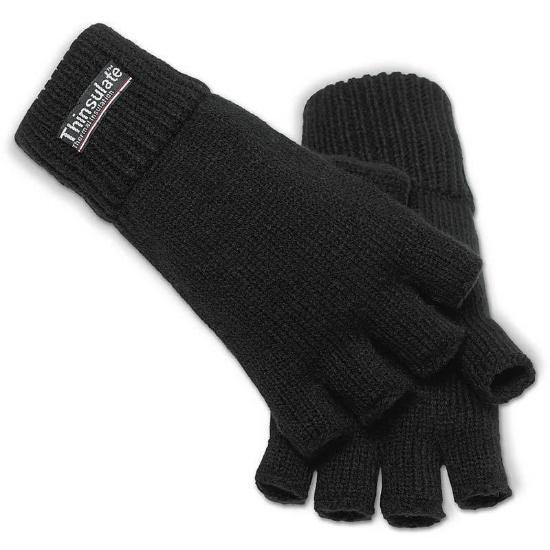 Brandit Fingerstall Käsineet  - Musta - Size: M